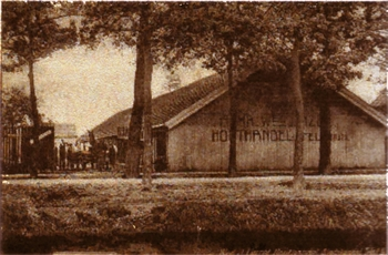 Houthandel sinds 1840